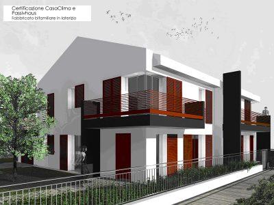 Ufficio In Casa Normativa : Casa passiva studio carturan